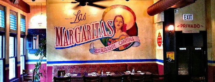 Las Margaritas is one of Vancouver.