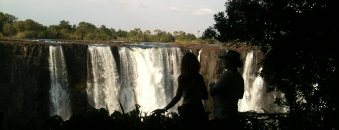 Victoria Falls is one of The Amazing Race 01 map.