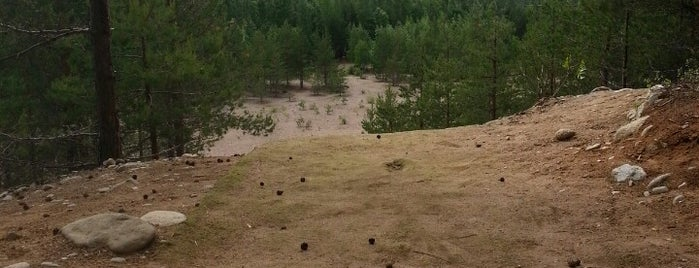 Julkujärvi DiscGolfPark is one of Top Picks for Disc Golf Courses 2.