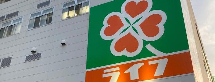 エディオン 京橋店 is one of 大阪市城東区.
