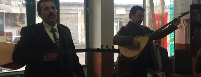 kars aşıklar akademisi is one of สถานที่ที่ Gul ถูกใจ.