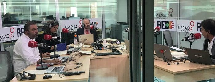 Caracol Radio is one of Dico'nun Beğendiği Mekanlar.