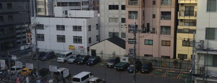 Kyoto Dai-Ni Tower Hotel is one of Tempat yang Disukai Alex.
