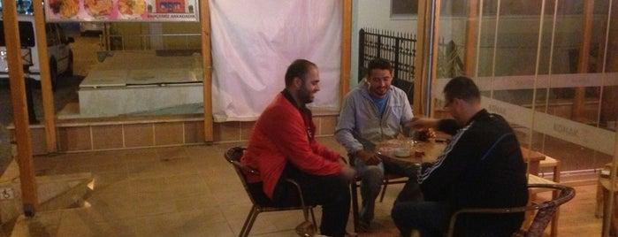 Konak Cafe is one of สถานที่ที่ SUAT YALÇIN ถูกใจ.