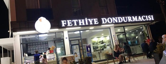 Fethiye Dondurmacısı is one of Fethiye/Meğri ⛵️.
