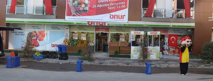 Onur Market Edirne - 2 is one of MAĞAZALARIMIZ.