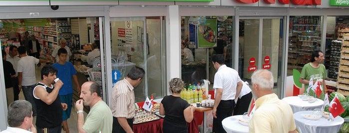 Onur Market Yeşilyurt is one of MAĞAZALARIMIZ.