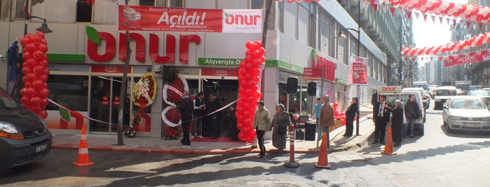 Onur Market Bomonti is one of MAĞAZALARIMIZ.