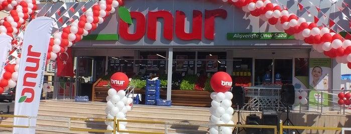 Onur Market Cennet is one of MAĞAZALARIMIZ.