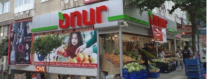 Onur Market Avcılar is one of MAĞAZALARIMIZ.
