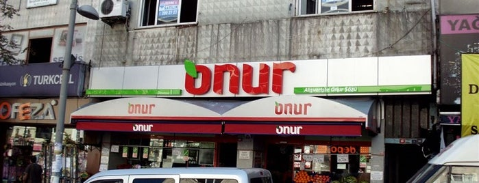 Onur Market 4. Levent is one of MAĞAZALARIMIZ.