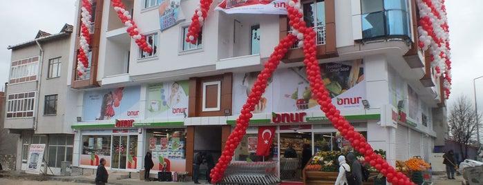 Onur Market Vize is one of MAĞAZALARIMIZ.