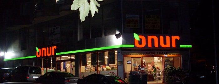 Onur Market Çobançeşme is one of MAĞAZALARIMIZ.