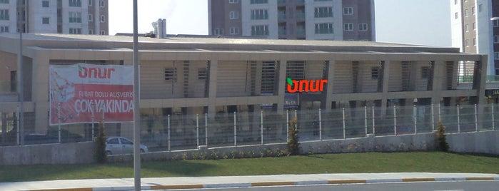 Onur Market Finans Kent is one of MAĞAZALARIMIZ.