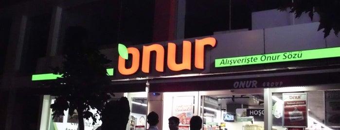 Onur Market Kapaklı - 1 is one of MAĞAZALARIMIZ.