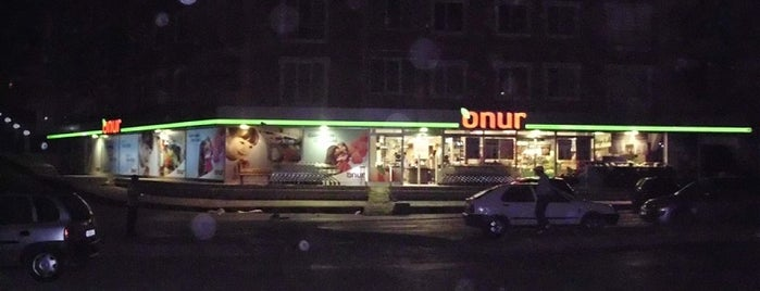 Onur Market Çerkezköy - 1 is one of MAĞAZALARIMIZ.