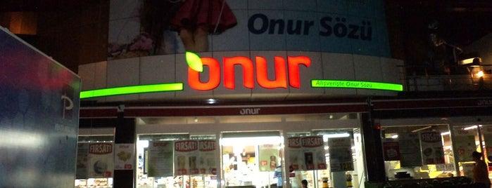 Onur Market Atakent is one of MAĞAZALARIMIZ.