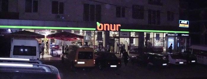 Onur Market Kıraç is one of MAĞAZALARIMIZ.