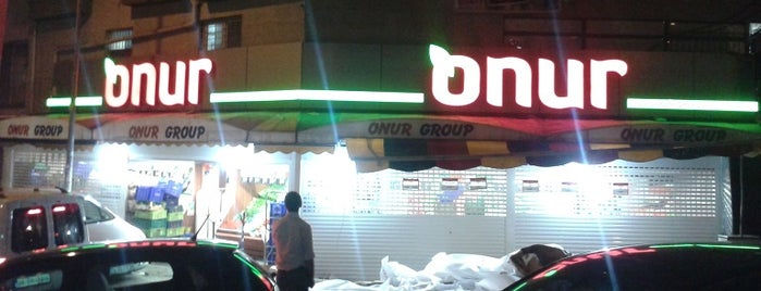 Onur Market Bahçelievler - 1 is one of MAĞAZALARIMIZ.