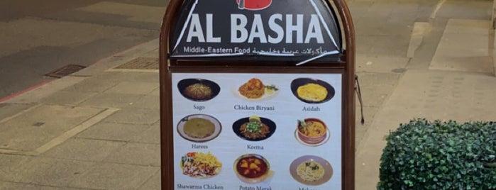 Al Basha is one of London لندن.