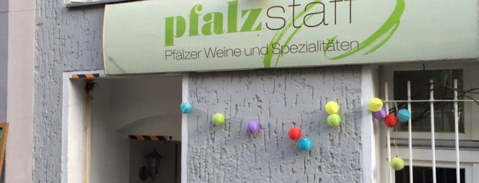 Pfalzstaff is one of Berlin Kreuzberg.