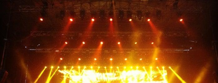 Park Live Festival is one of Lieux qui ont plu à Sasha.