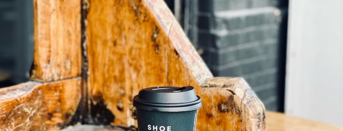 Shoe Lane Coffee is one of Dublin: Favourites & To Do.