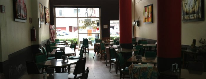 Restaurante Nápoles is one of Food and Drink DF.
