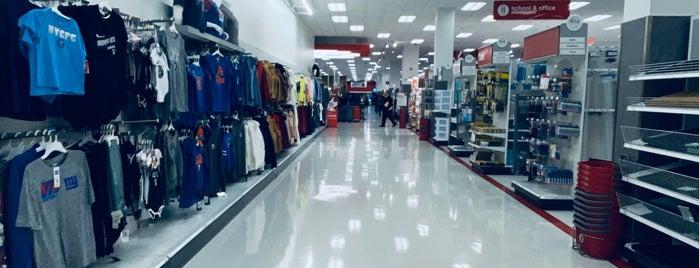 Target is one of Brooklyn.
