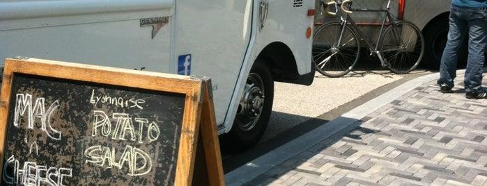 Rocket Fine Street Food is one of Rhode.