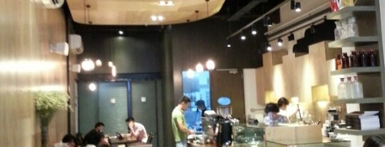 Department Of Caffeine (D.O.C) is one of Great Coffee in Singapore.