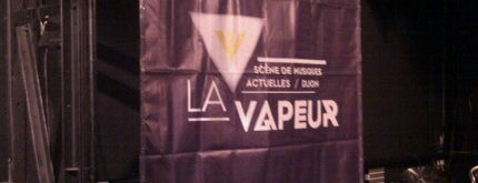 La Vapeur is one of Dijon.