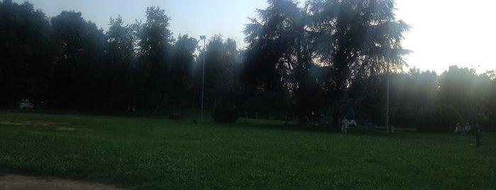 Parchetto Via De Sanctis is one of Lieux qui ont plu à Giulia.