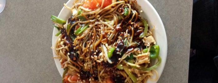 Gengis Khan Mongolian Grill is one of Lieux sauvegardés par Jennifer.