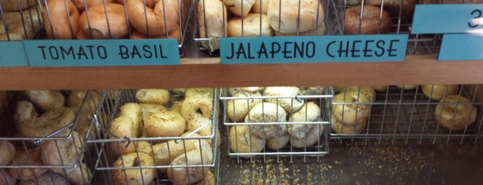 Bagelry is one of Tried/Experienced Places.