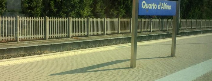 Stazione Quarto D'Altino is one of Italy.