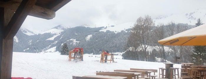 Skihütte Usterwies (1.400 m) is one of Austria.