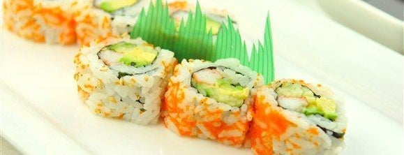 California Roll is one of Best of BlogTO Food Pt. 1.