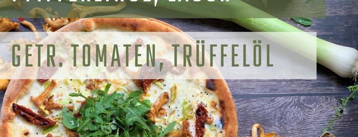 Pizzazza is one of München glutenfrei / Glutenfree Munich.