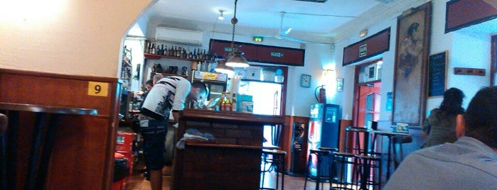 El 22 De San Marcos is one of Madrid.