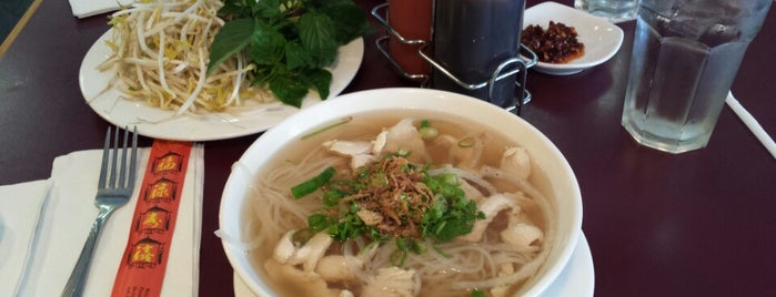 Bui Vietnamese Cuisine is one of Pameさんのお気に入りスポット.