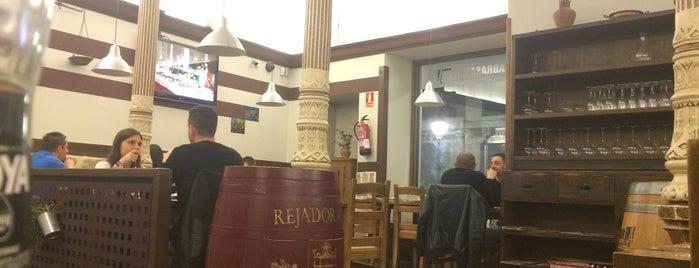 Abrasador is one of ¡Tenemos menú del día en Madrid!.
