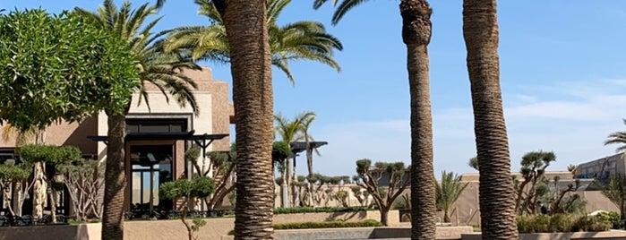 Hotel Fairmont Royal Palm Marrakech is one of RAK.