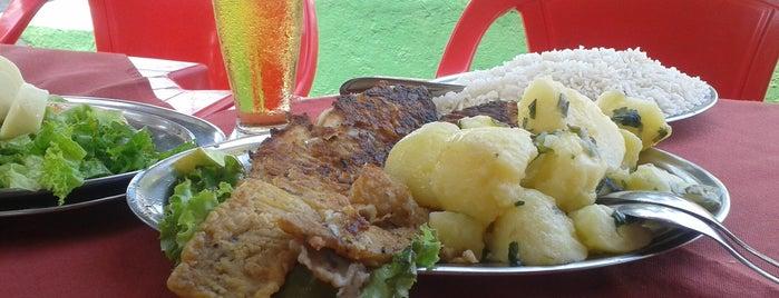 Restaurante Sem Compromisso is one of Locais salvos de Rafael.