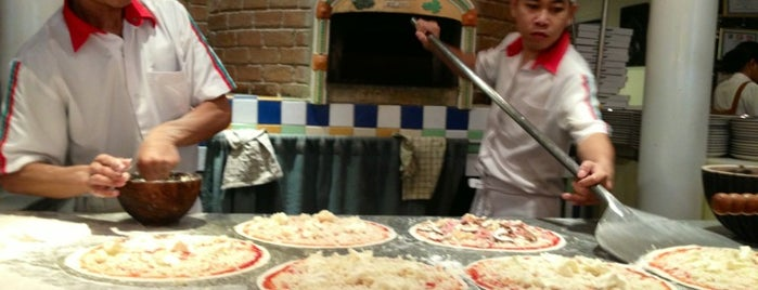 Pizzeria Limoncello is one of pizza places of world 2.