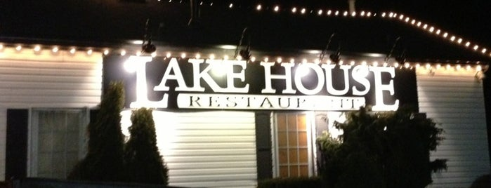 Lake House Restaurant is one of Bucket.