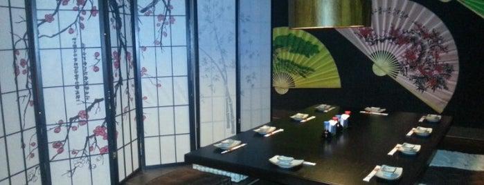 Tamagochi Sushi Garden is one of Lugares que quero ir.