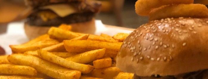 Brand Burger is one of Hakan : понравившиеся места.
