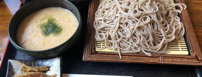 手打ちそば 春本 is one of Best eateries.