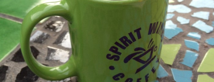 Spirit Winds Coffee Bar is one of Your Next Coffee Fix.